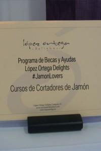 Becas Cursos Cortadores de Jamón