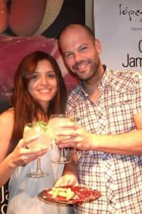 Experiencia Cata Maridaje de Gin Tonic con Jamón Ibérico